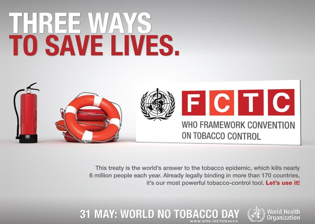 Guidelines for implementation of WHO FCTC Article 8 The basis for