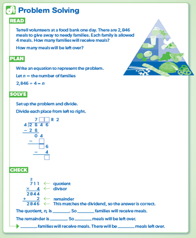Math Additional Features Connect Math Activity and
