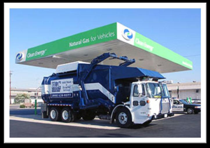 CNG & LNG PROMISING NEW GROWTH OPPORTUNITIES FOR THE NATURAL
