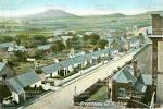 Greystones was always a small fishing village, but in the mid 1800s it became famous as a victorian sea-side resort.