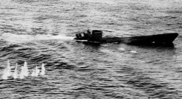 In the first seven months of 1942, German U-boats sank 681 Allied ships in the Atlantic. Something had to be done or the war at sea would be lost.