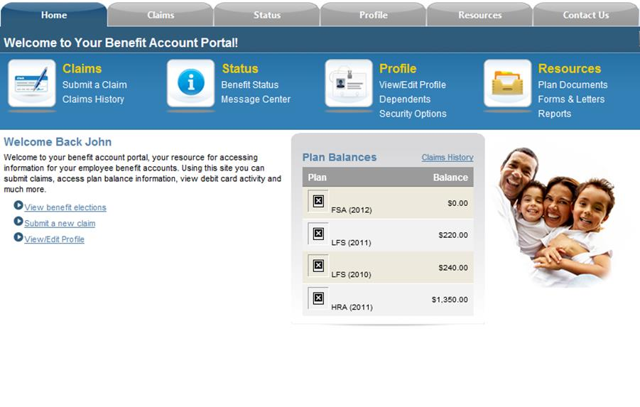 Getting Started To start using 1Direct Employee Portal, you need a username and a password.