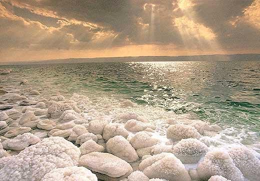 Dead Sea: Lowest
