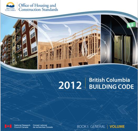 2014 Amendments to: 2012 British Columbia Building Code An interpretation of the 2014 Building Code Changes for 9.36 & 9.32.