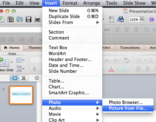 WORKING WITH IMAGES: You can import most standard graphic formats (jpeg, gif, tiff, pict, bmp, etc.).
