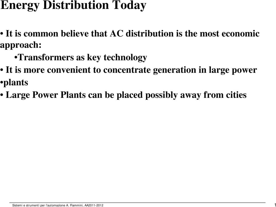concentrate generation in large power plants Large Power Plants can be placed
