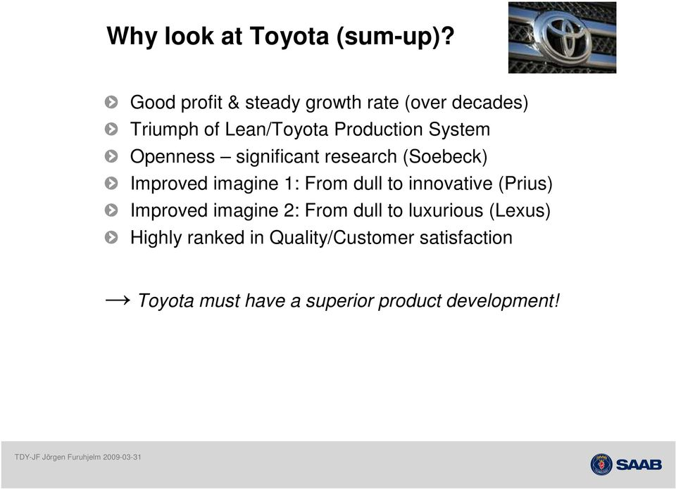 toyota product development system pdf