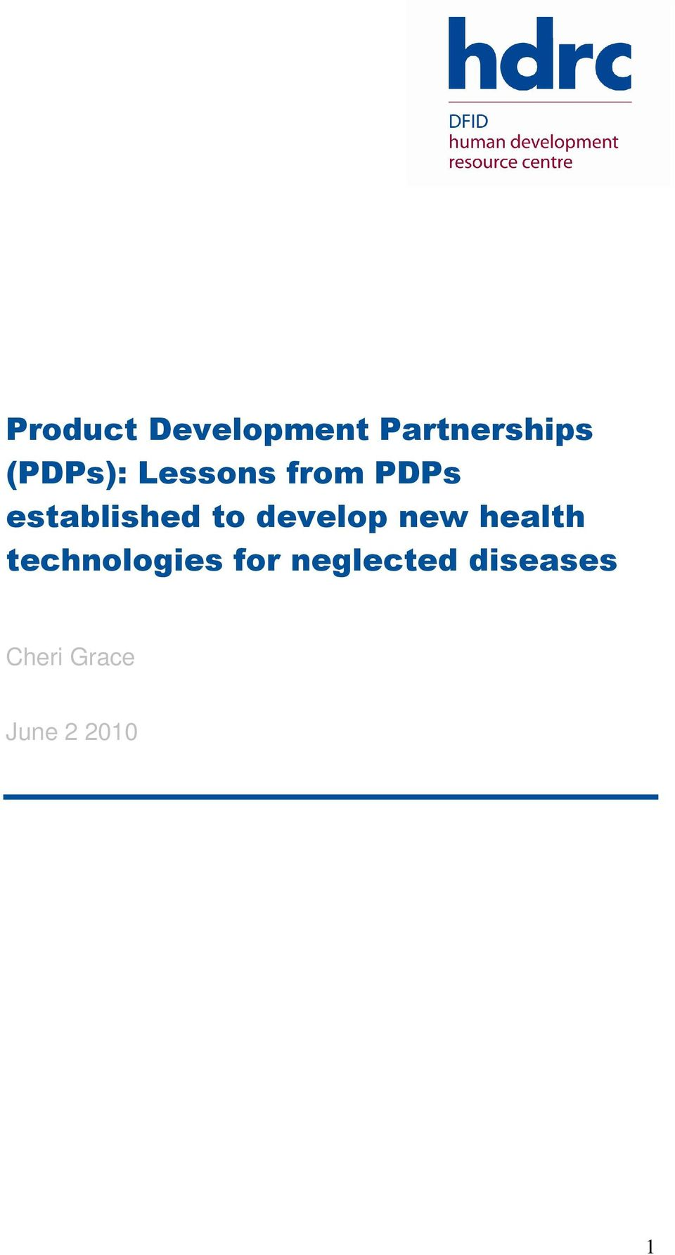 to develop new health technologies for