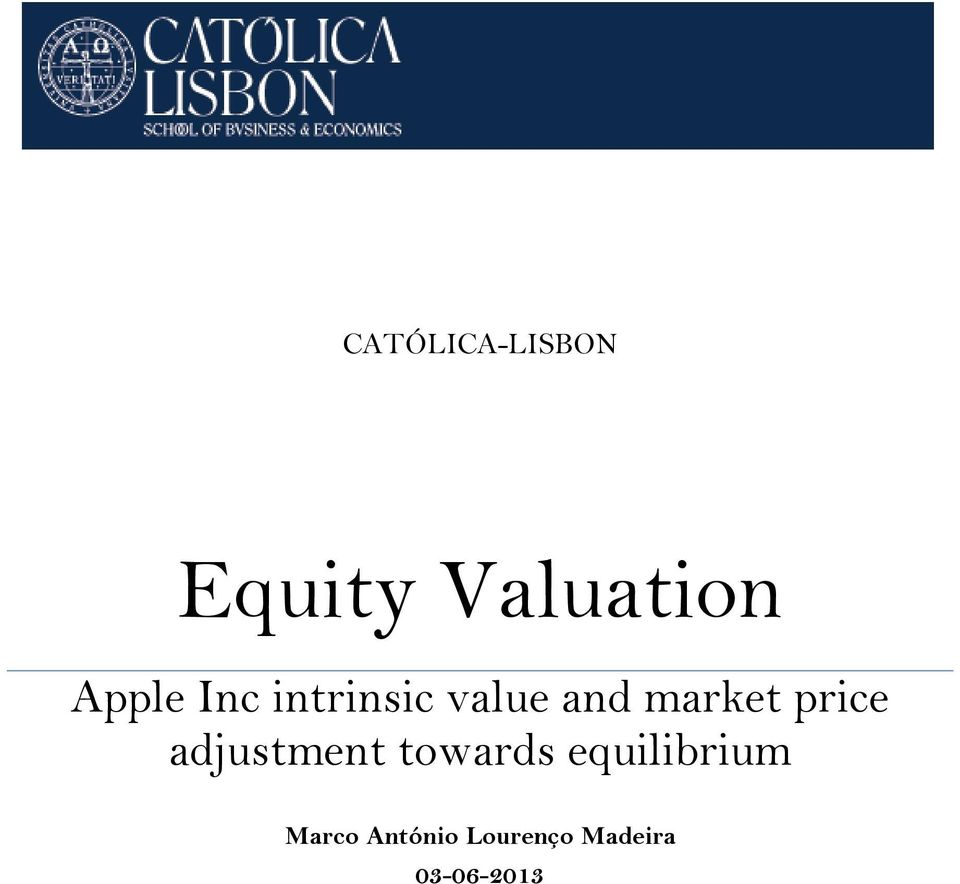 price adjustment towards equilibrium