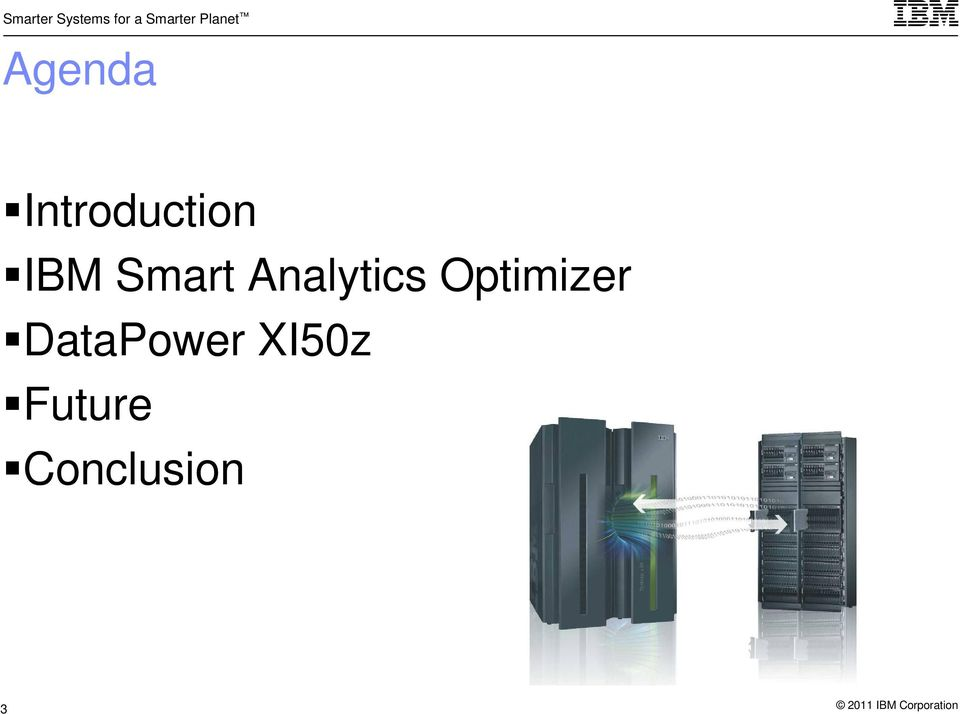 DataPower XI50z Future