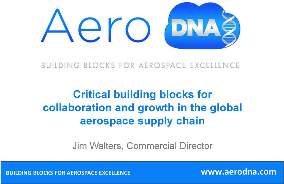 the global aerospace supply
