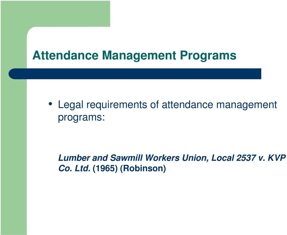 programs: Lumber and Sawmill Workers