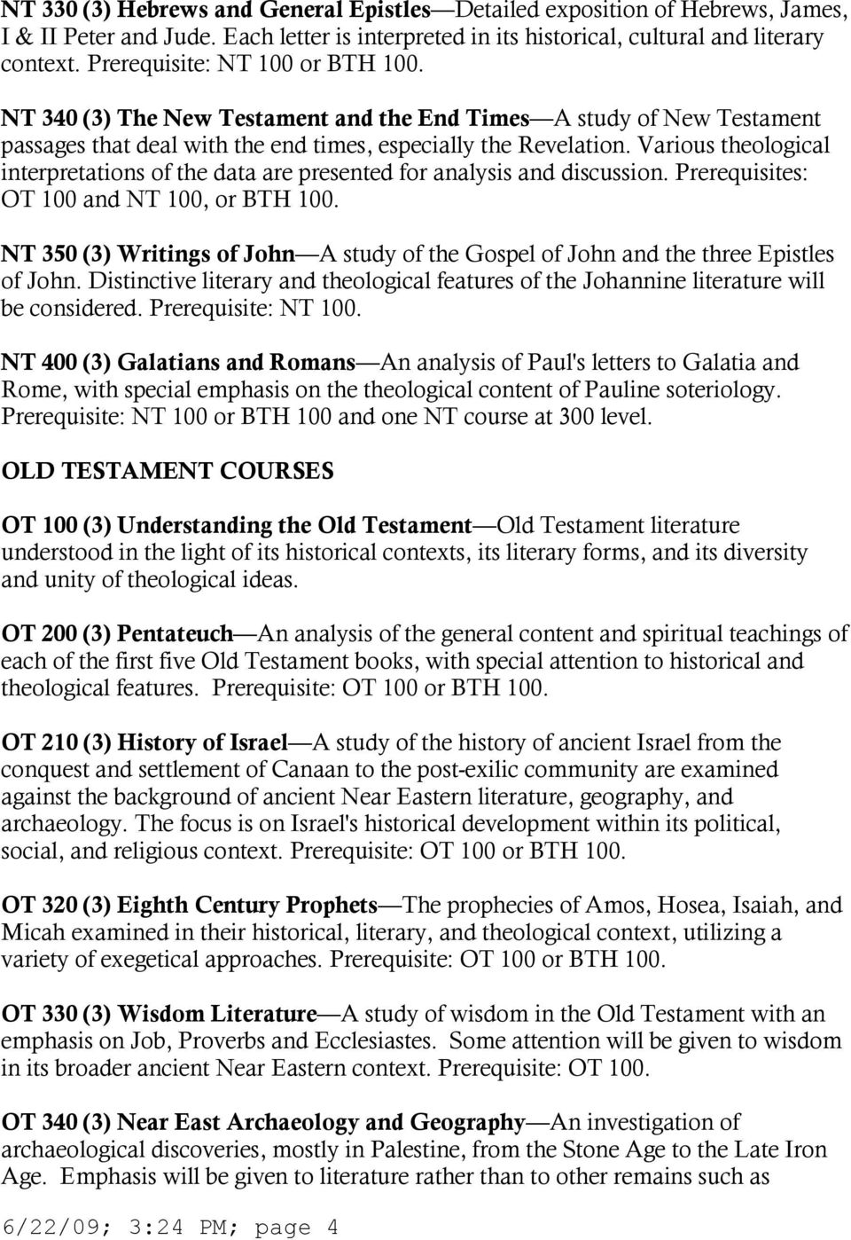 BIBLE-THEOLOGY AND PHILOSOPHY - PDF
