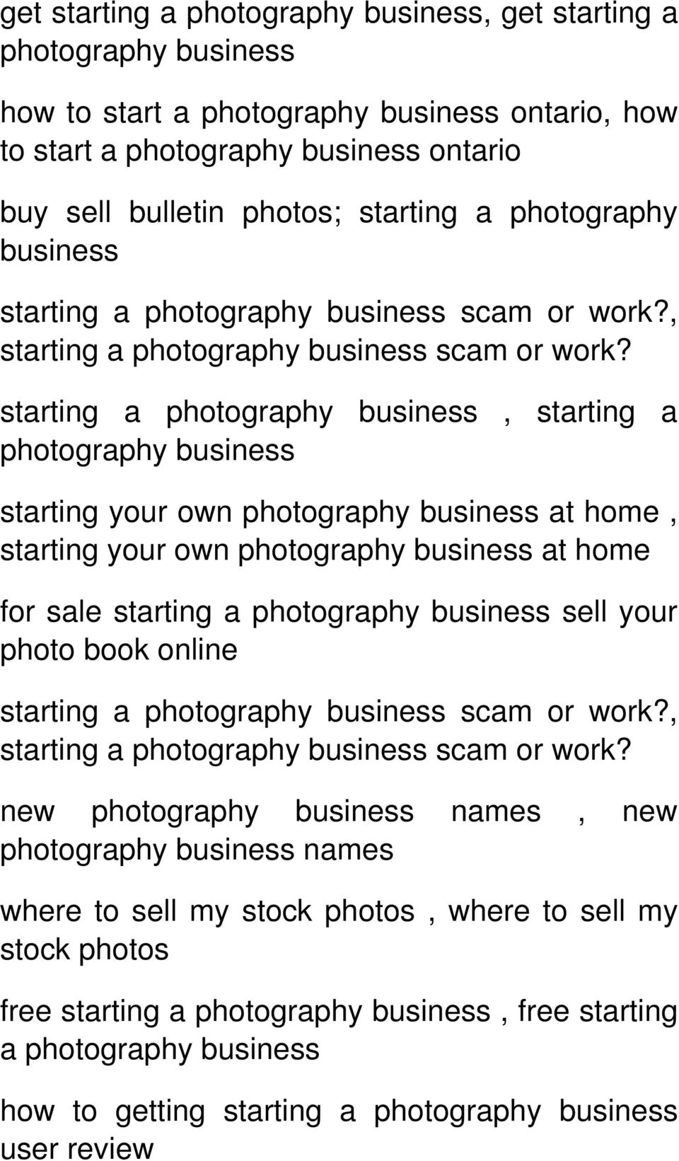 starting a, starting a starting your own at home, starting your own at home for sale starting a sell your photo book online