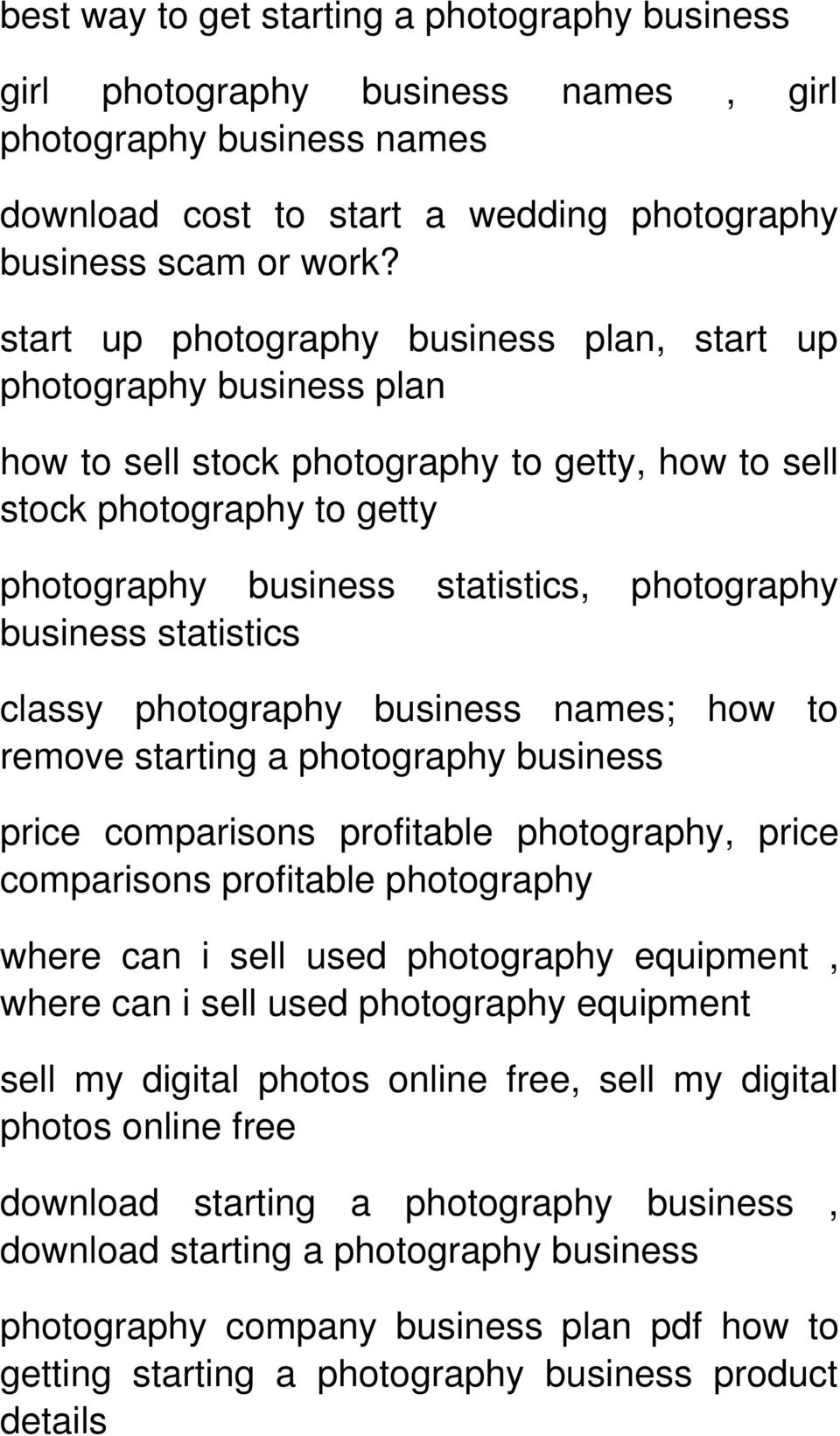 how to remove starting a price comparisons profitable photography, price comparisons profitable photography where can i sell used photography equipment, where can i