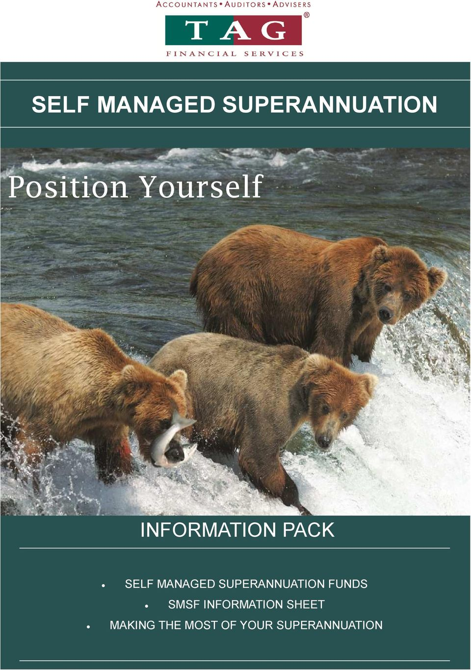 SELF MANAGED SUPERANNUATION FUNDS SMSF