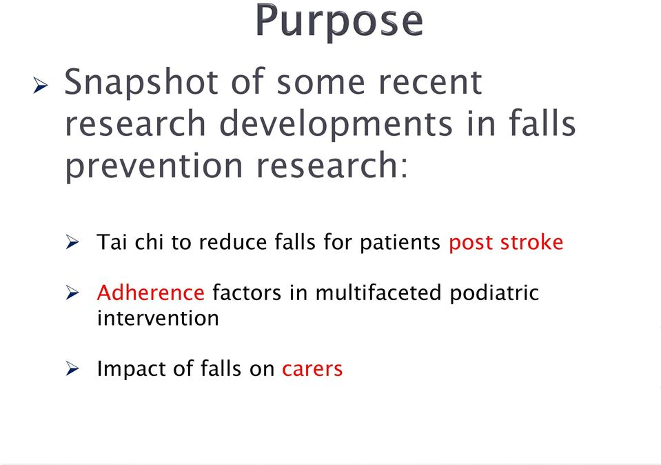 for patients post stroke Adherence factors in