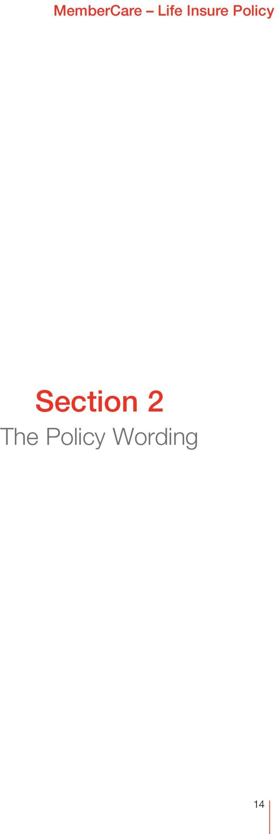 Section 2 The