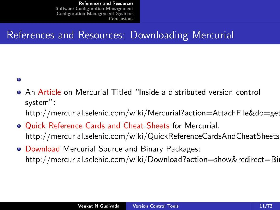 action=attachfile&do=get Quick Reference Cards and Cheat Sheets for : http://mercurial.selenic.