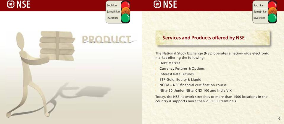 Equity & Liquid NCFM NSE financia certification course Nifty 50, Junior Nifty, CNX 100 and India VIX