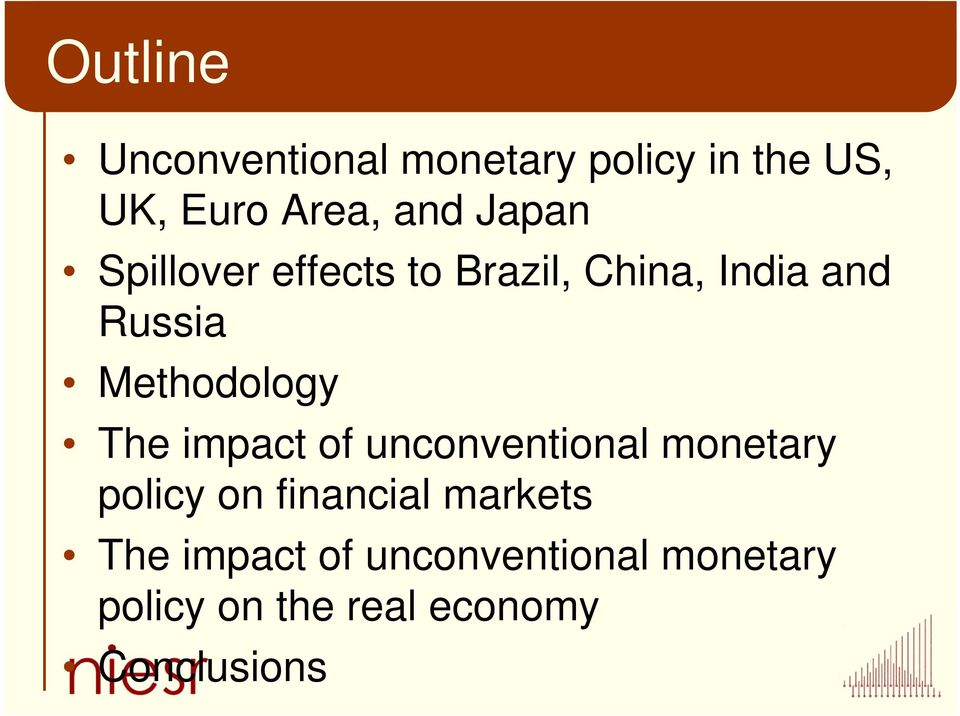 The impact of unconventional monetary policy on financial markets The
