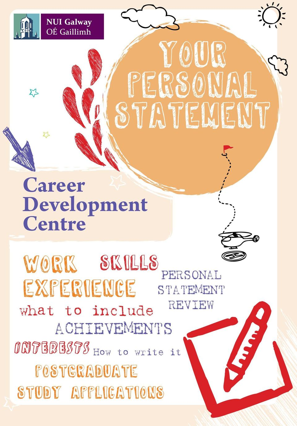 ACHIEVEMENTS PERSONAL STATEMENT REVIEW