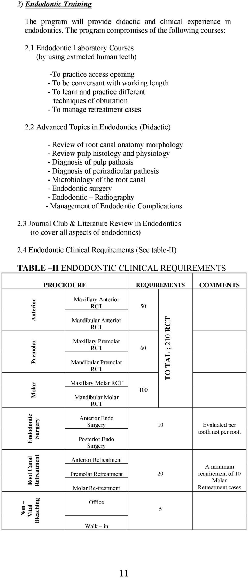 manage retreatment cases 2.
