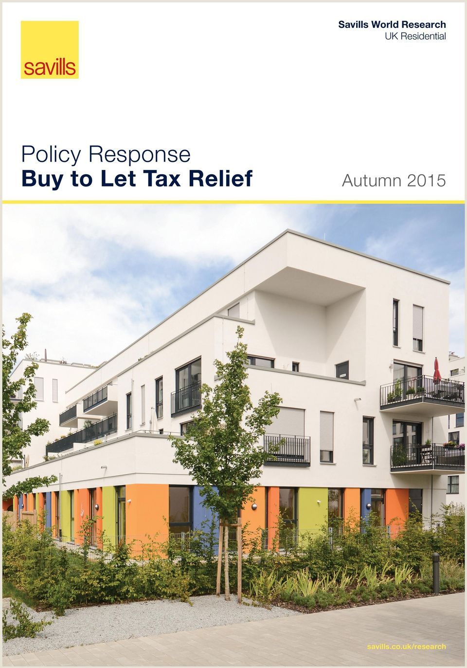 Let Tax Relief Autumn
