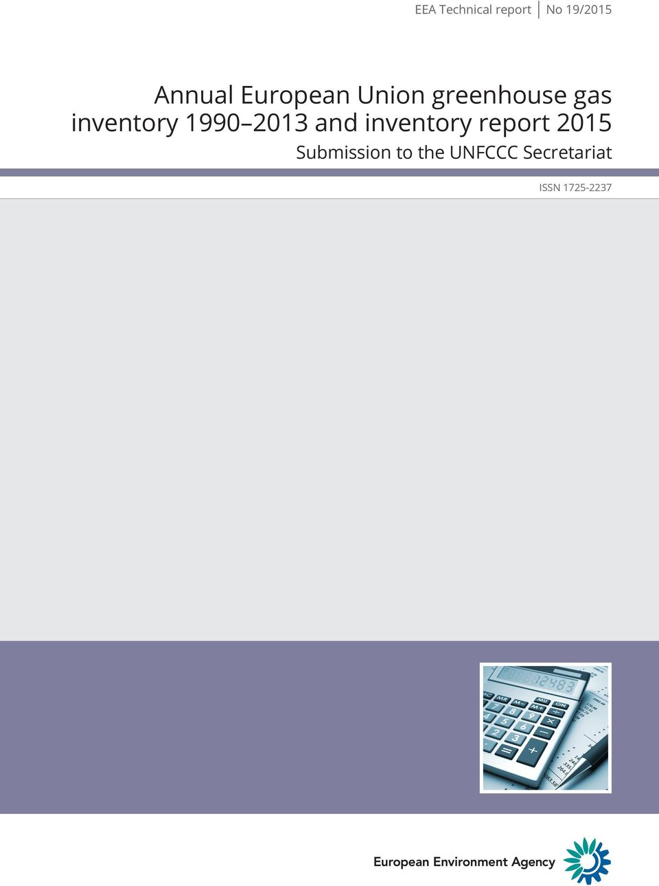 1990 2013 and inventory report 2015