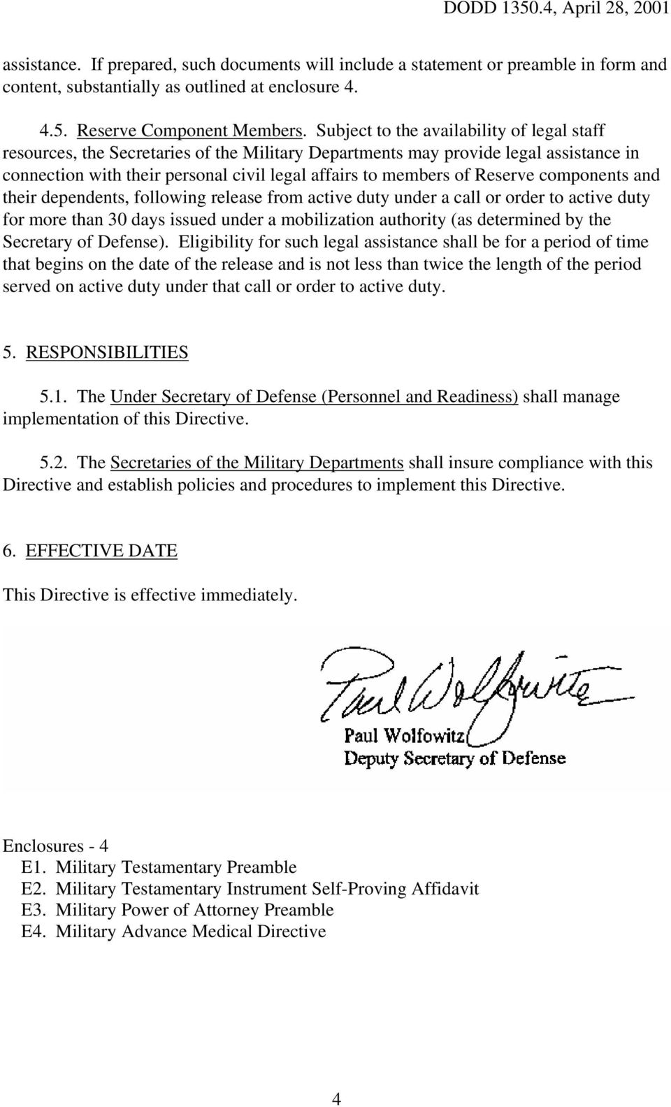 Reserve components and their dependents, following release from active duty under a call or order to active duty for more than 30 days issued under a mobilization authority (as determined by the