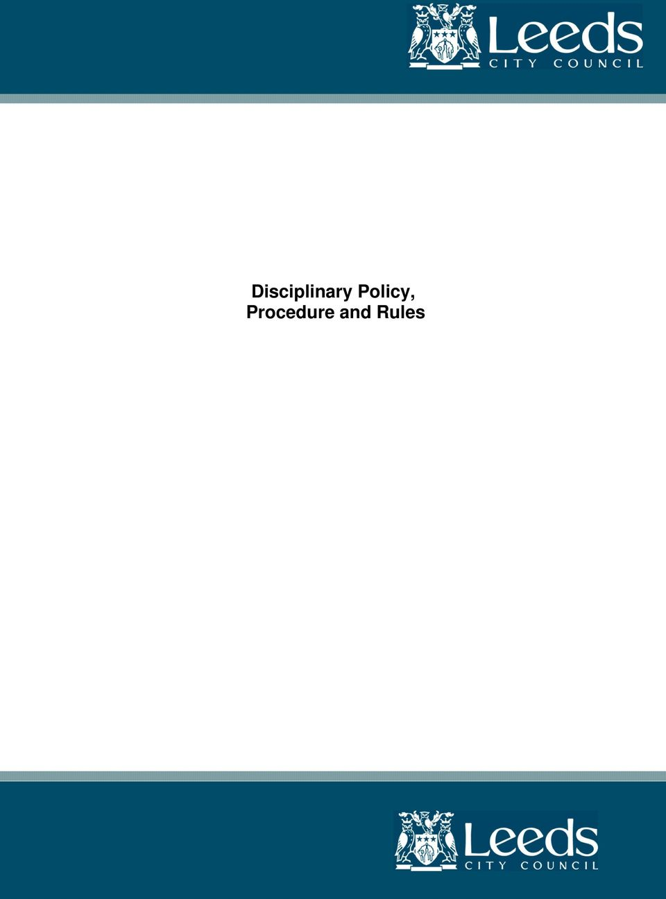 Policy review 2005