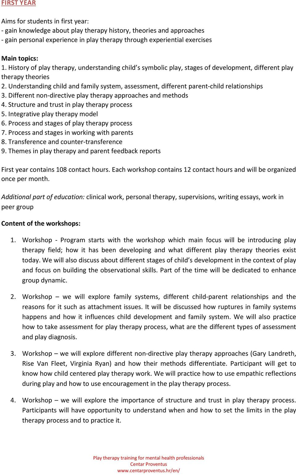 What is your understanding of clinical mental health counseling essay