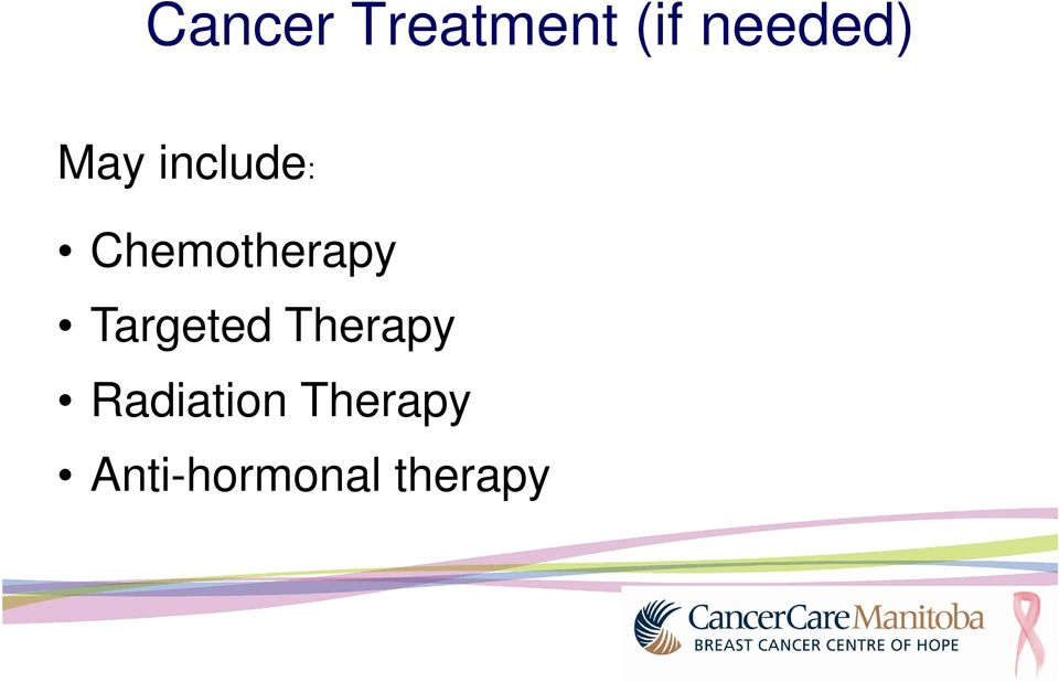 Chemotherapy Targeted