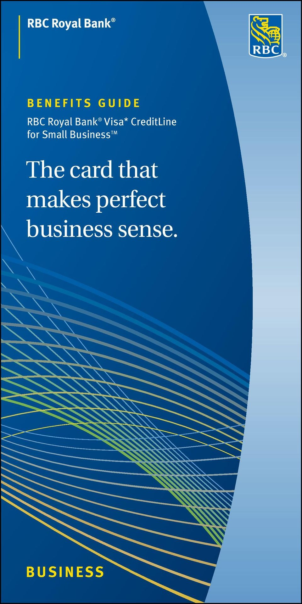 Business TM The card that