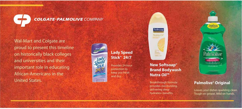 Lady Speed Stick 24/7 Provides 24-hour protection to keep you fresh and dry.