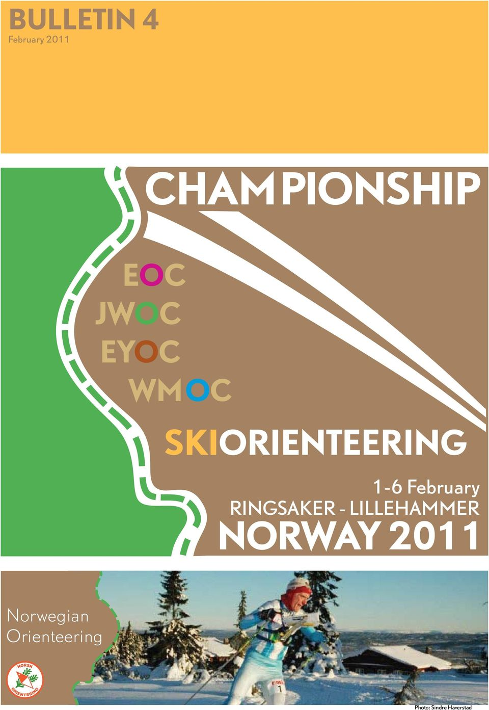February RINGSAKER - LILLEHAMMER NORWAY