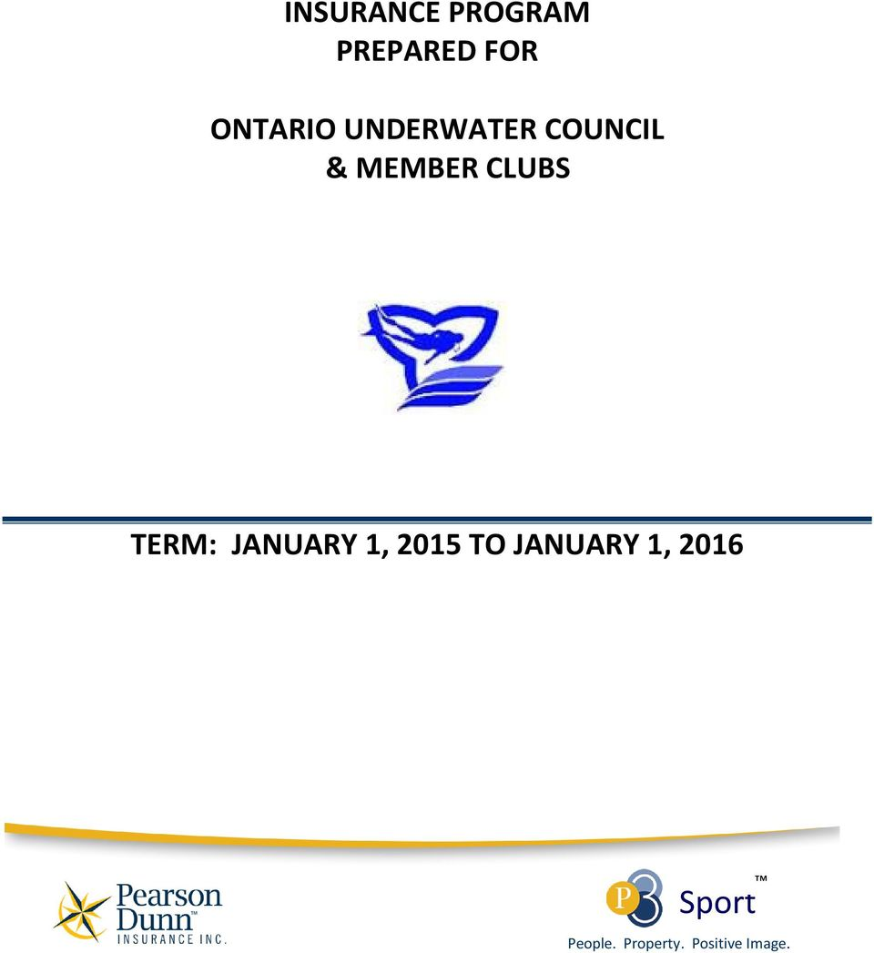 COUNCIL & MEMBER CLUBS TERM:
