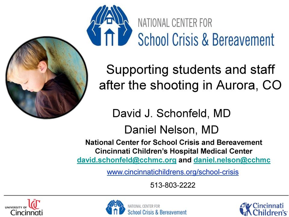 Bereavement Cincinnati Children s Hospital Medical Center david.