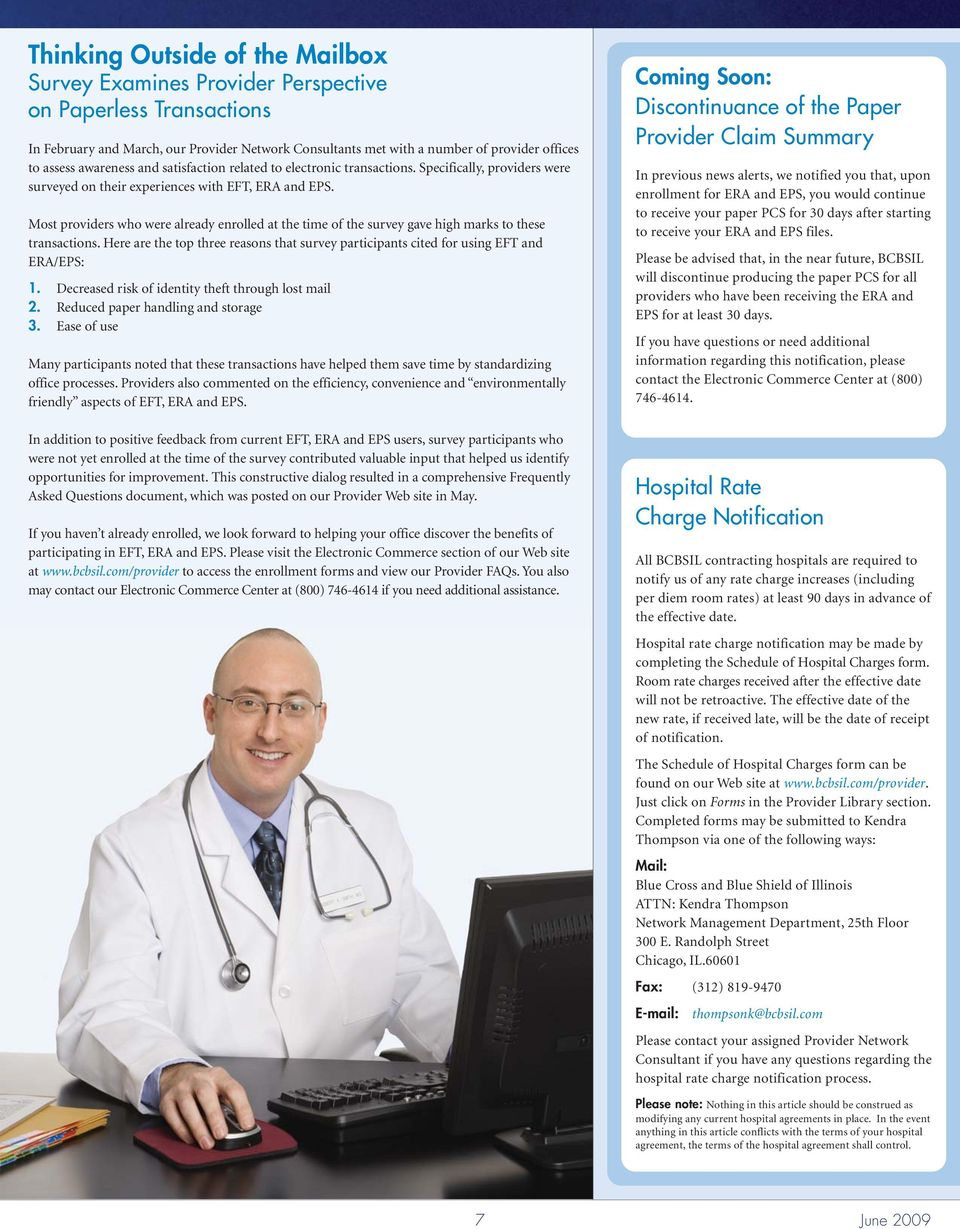 Electronic Health Record Incentives for Physicians - PDF