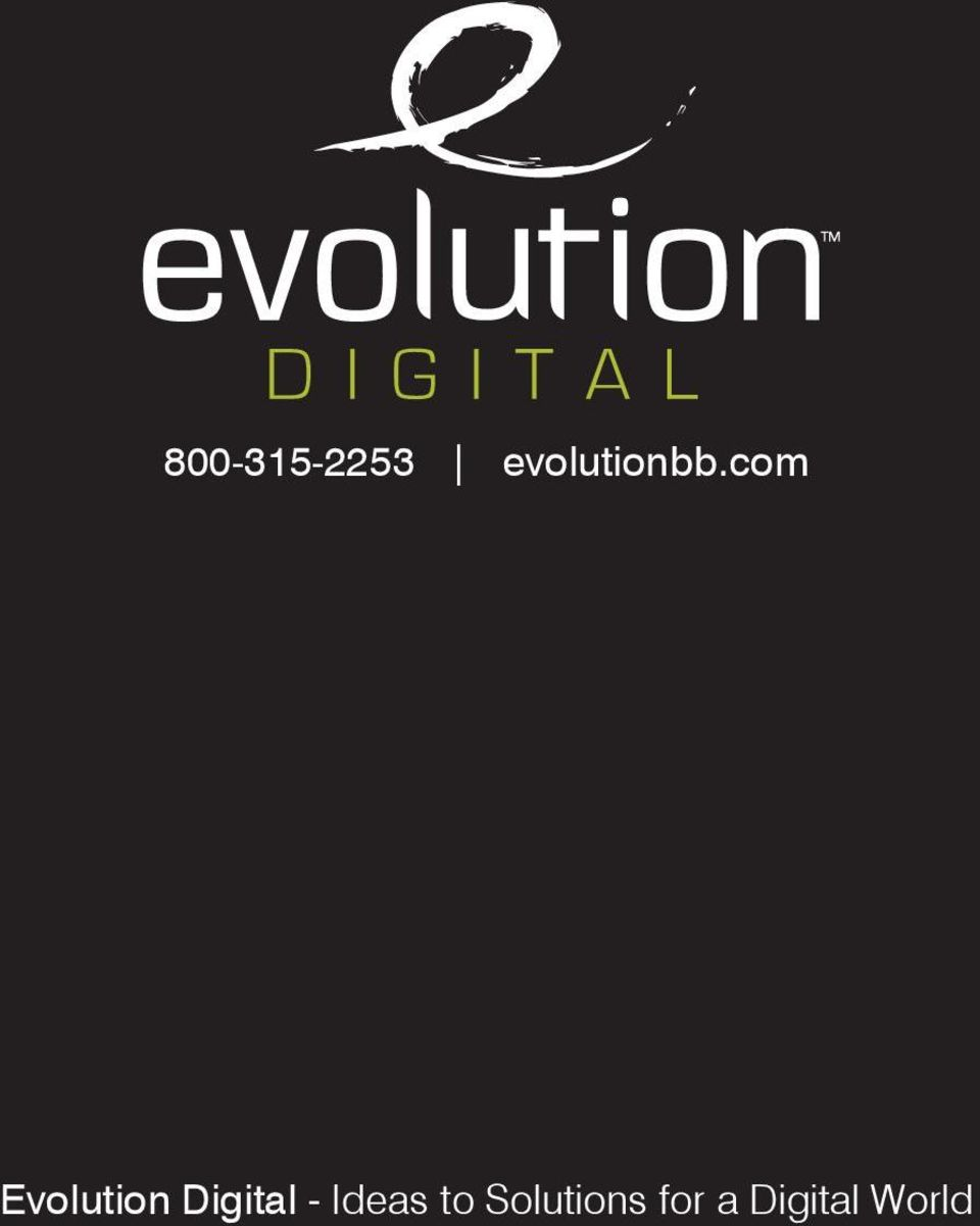 com Evolution Digital