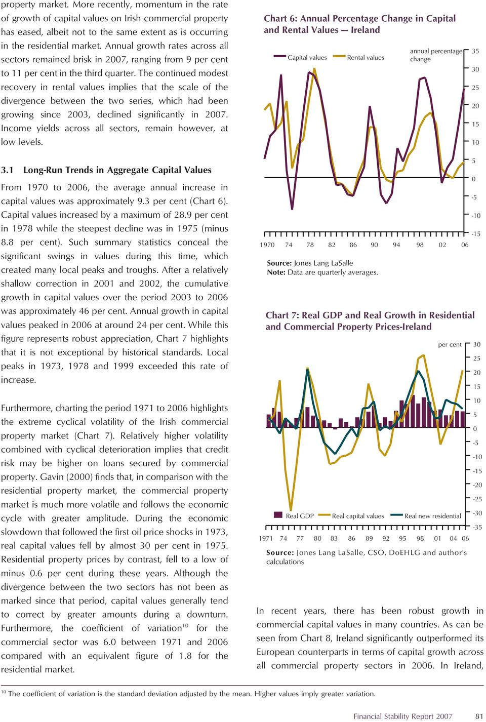 financial analysis of iwp ireland The global financial crisis has had  spain, and ireland  both concepts come from different research traditions with different units of analysis and.