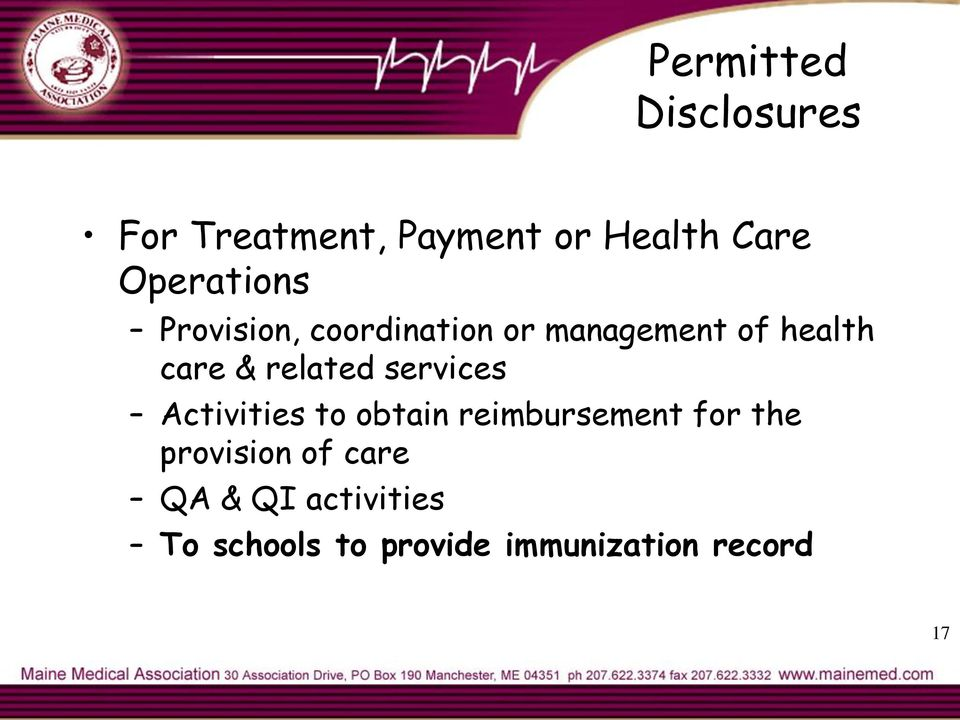 related services Activities to obtain reimbursement for the