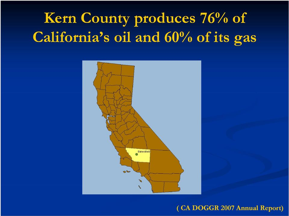 and 60% of its gas ( CA