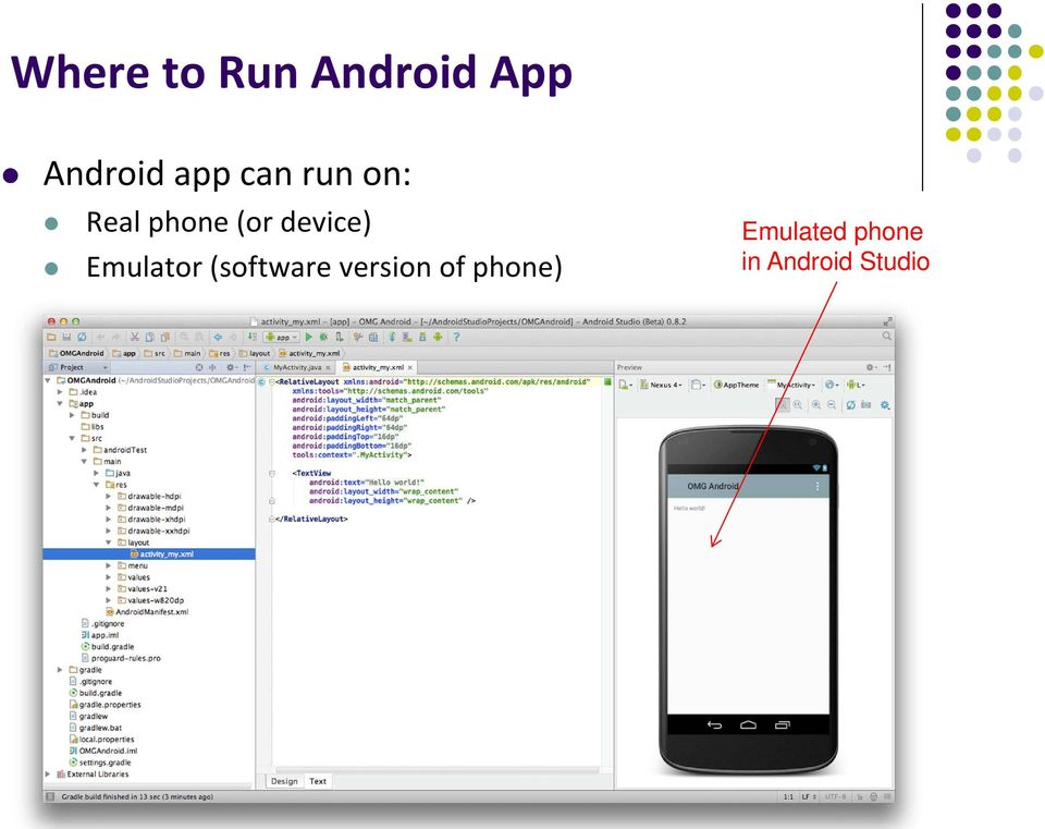 device) Emulator (software version