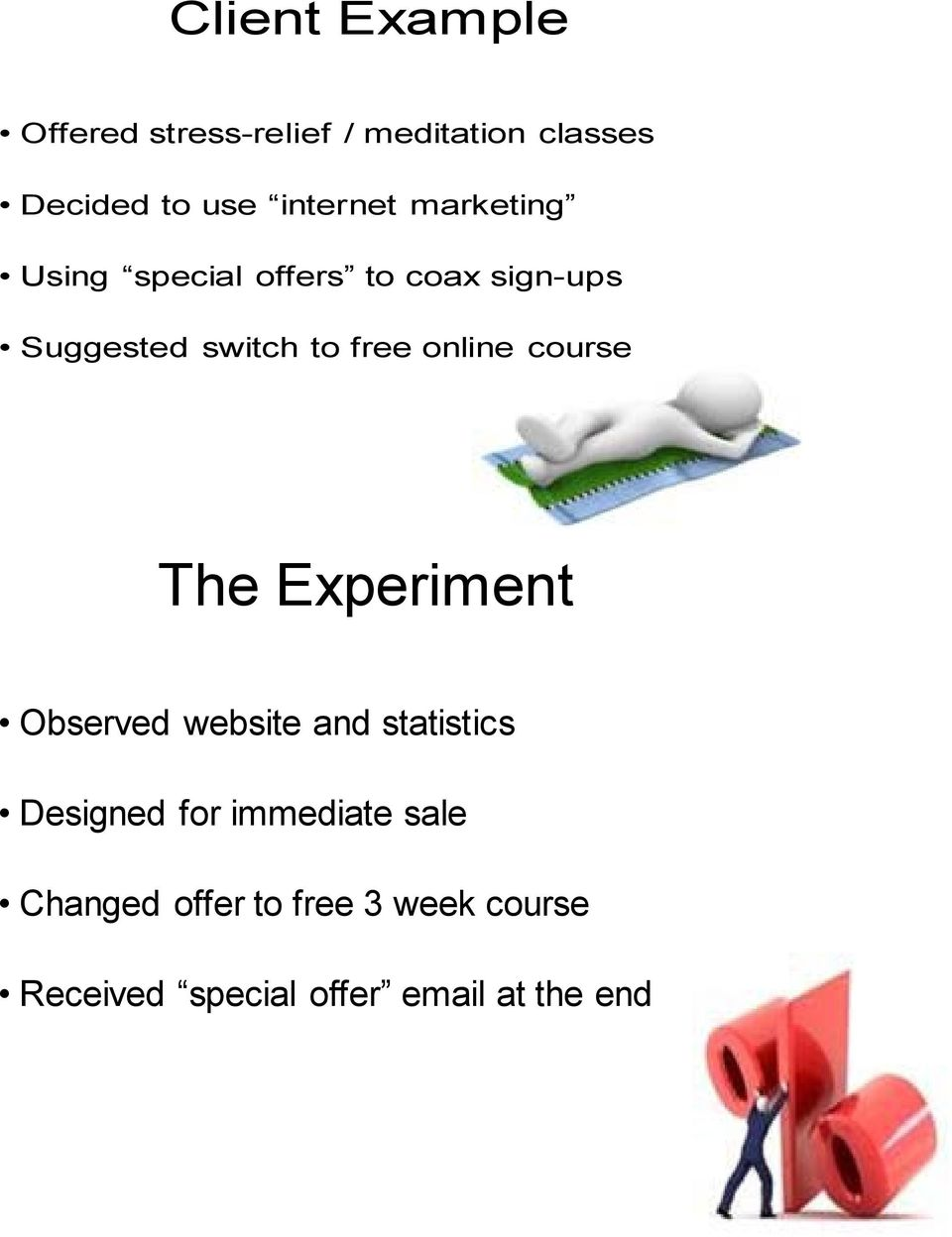 free online course The Experiment Observed website and statistics Designed for