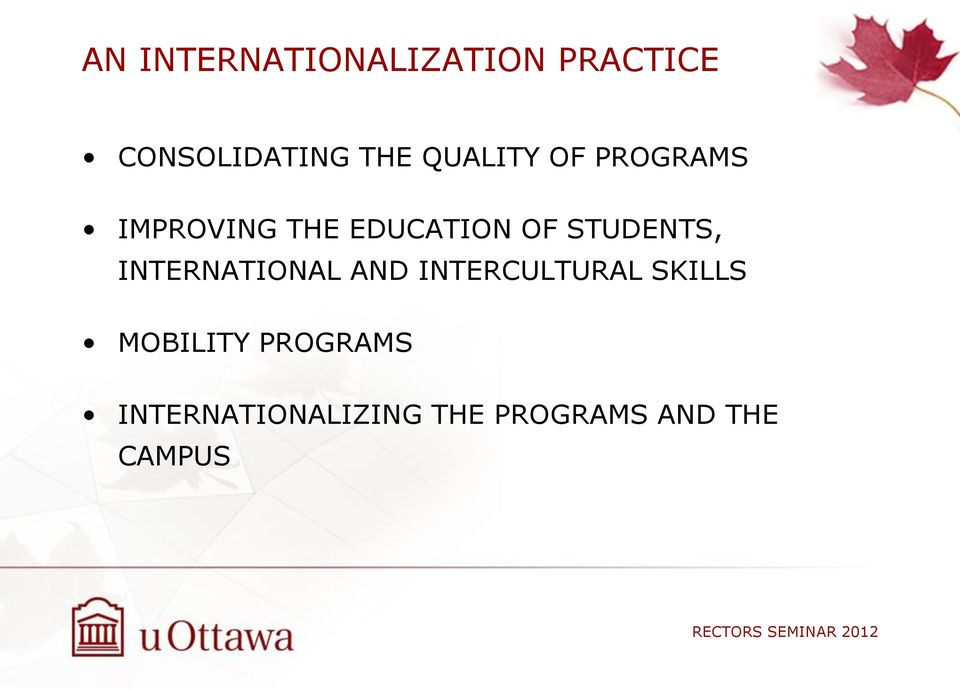 STUDENTS, INTERNATIONAL AND INTERCULTURAL SKILLS