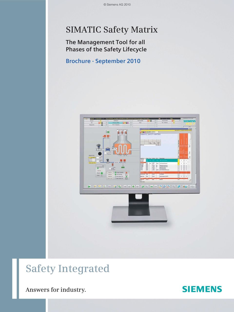the Safety Lifecycle Brochure