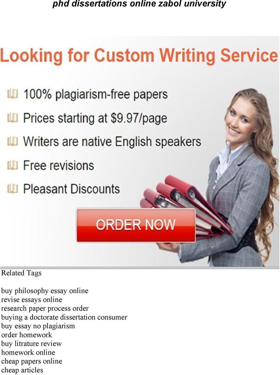 a doctorate dissertation consumer buy essay no plagiarism order