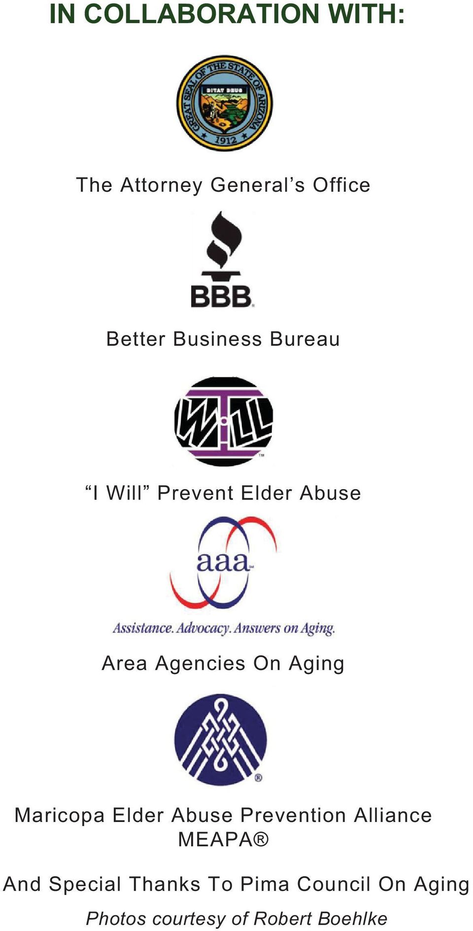 Aging Maricopa Elder Abuse Prevention Alliance MEAPA And