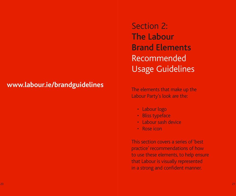typeface Labour sash device Rose icon This section covers a series of best practice